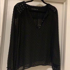 Zara Basic Collection Blouse size L